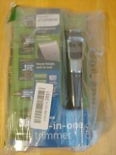 Philips Norelco Multigroom 3000 Multipurpose Rechargeable Cordless Trimmer.