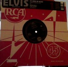 "Elvis Presley it's now or never ltd. vinyl 10"" reissue"
