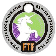Pathtag  44241  - Unicorn   FTF  Magazine  -geocaching/geocoin/extagz  *Retired*