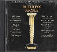 Ruthless People Soundtrack (1986 CD OST Mick Jagger Machinations 80s Made Japan)