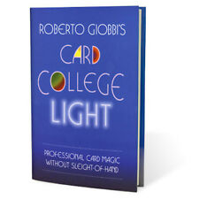 Card College Light by Roberto Giobbi from Murphy's Magic