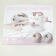 Sentro Knitting Machine Easy & Fast - More Than A Toy 00004000