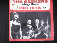 THE SEEKERS (Vinyl) - Sing Their Big Hits