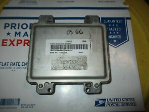 ✅ 2005 G6 COMPUTER ENGINE CONTROL ECU ECM MODULE Unit YKWK Warranty ✅