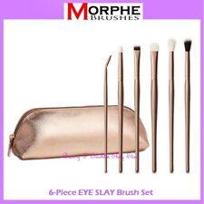 NEW Morphe Brushes 6-Piece EYE SLAY SET w/Zipper Case FREE SHIPPING BNIB