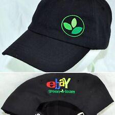 Ebay Green Team Baseball Cap Strapback Dad Hat Recycled Bottles Embroidered