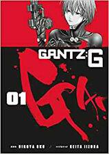 Gantz G Volume 1, Oku, Hiroya, Excellent Book