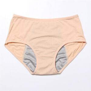 1PC Women Leak Proof Menstrual Panties Physiological Period Pants Underwear