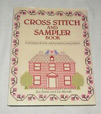 Cross Stitch and Sampler Book - Jan Easton & Liz Mundle - Hardcover