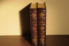 Easton Press – Les Miserables (2 Volumes) – Victor Hugo