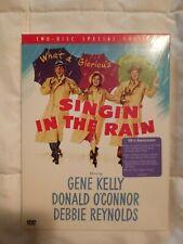 Singin in the Rain (Dvd, 2002, 2-Disc Set) Brand New