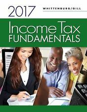Income Tax Fundamentals 2017 (with H&R BlockTM Premium & Business Access Code f