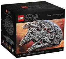 LEGO Star Wars Ultimate Collector's Millennium Falcon (75192) In hand