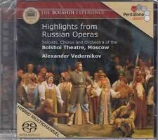 Alexander Vedernikov - Highlights From Russian Operas (Super Audio CD 2006) NEU!