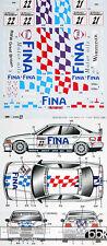 STUDIO27 1/24 BMW 318i FINA BTCC 1996 DECAL for HASEGAWA