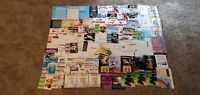 Nintendo NES Game Boy DS N64 64 Paper Inserts Manuals Posters Registration Card!