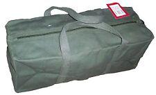 "Tool Bag Heavy Duty Canvas 30"" - 76cm Olive Green"