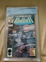 THE PUNISHER # 1 ( CBCS 9.2 )  DOUBLE SIZE