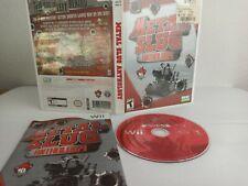 Metal Slug Anthology (Nintendo Wii, 2006) Complete w/ Manual Tested Works Rare
