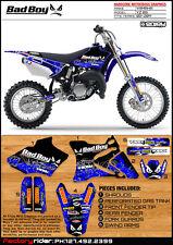 2002-2012 YZ 85 Badboy Yamaha  Graphics Dirt Bike Graphics  Deco by Enjoy Mfg