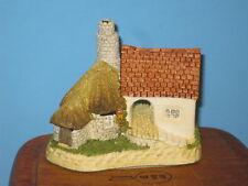 David Winter Cottages The Pottery Mib Coa
