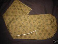 KIRBY VACUUM DUAL SANITRONIC 80 GREEN CLOTH SHAKE OUT BAG W ZIPPER 190067