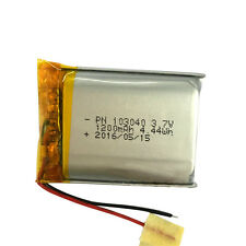 NEW PN103040 3.7V 1200mAh Rechargeable Li-ion Battery For Air Cleaner /Lamp