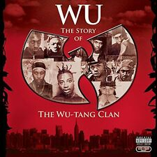 Wu-Tang Clan - Wu: The Story of the Wu-Tang Clan [New CD] Explicit