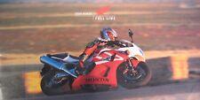 2000 Honda Full Line Motorcycle Brochure Touring Valkyrie Shadow Nighthawk ATV