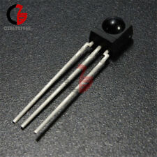 50pcs Ir Receiver Module 38 Khz Tsop4838 Dip 3