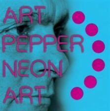 Neon Art, Vol. 2 by Art Pepper (CD, Mar-2015, Omnivore) mint Jazz
