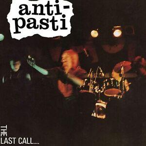 ANTI-PASTI The Last Call (2016) reissue 29-track CD album NEW/SEALED