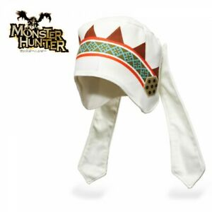 Monster Hunter Uruk Series Hat Cap Fleece Japan Game Cosplay