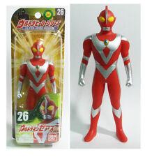 """Ultra Hero Series #26 VINYL ULTRAMAN Zearth 6"""" Action Figure MISB In Stock"""