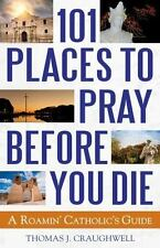 101 Places to Pray Before You Die: A Roamin' Catholic's Guide (Paperback or Soft