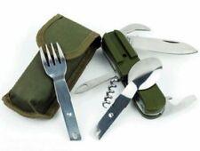 Outdoor Camping BW Besteck Klappbar Military Essbesteck Feldbesteck Army Armee