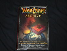 The Warcraft Archive (World of Warcraft) Paperback  – 2002