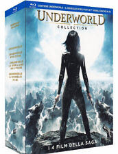 UNDERWORLD COLLECTION (4 BLU-RAY 2D + 3D) CULT SAGA HORROR