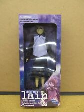 Serial Experiment Lain Urban Outift Doll Figure Action NIB - Toynami