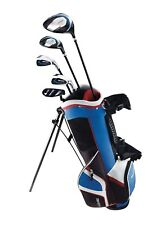 New Top Flite Golf Junior Boys Golf Complete Set 5 Club Ages 5-9 Left Handed