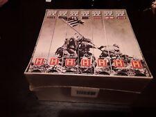 50th Anniversary World War II VHS Set Vol 1 2 3 4 5 6 7 MINT Military