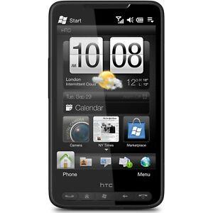 HTC HD2 Leo - Black (Unlocked) GSM 3G WiFi Windows Mobile Touch Smartphone