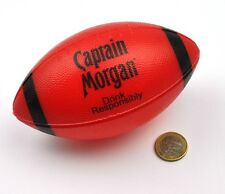 Captain Morgan USA Plastik American Football