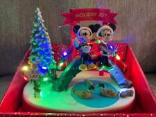 NEW Mickey & Minnie Mouse Animated Ice Fishing Lights Up With Holiday Music