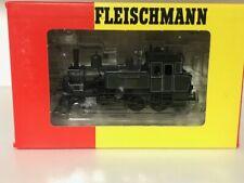 HO Gauge Fleischmann 4901 Barvarian 6058 Steam Locomotive - Boxed