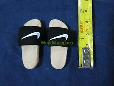 "1/6 Hot Wooden Slippers Sandals Sporty for 12"" Action figure Toys"