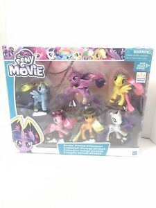 "NIB My Little Pony ""The Movie"" Pirate Ponies Collection Pinkie Pie Pirate Pony"
