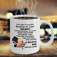 Trump Mug For Brother In Law Gifts For Men Mugs Inappropriate Mug Gift