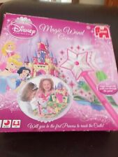 Jumbo Disney Princess Magic Wand Board Game - 2-4 Players