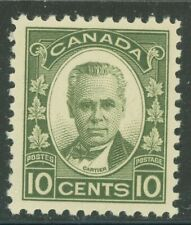 Canada 1931 10c Sir Georges Cartier Sc# 190 NH